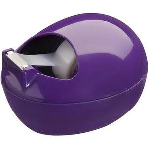 Scotch Karim Violett Dispenser C36 inkl. 1 Scotch Magic Rolle