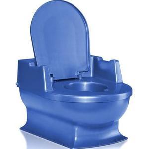 Kindertoilette Sitz-Fritz, perlmarine