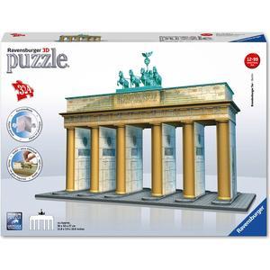 Brandenburger Tor - 3D Gebäude Puzzle [324 Teile]