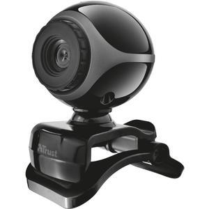Exis Webcam - schwarz/silber