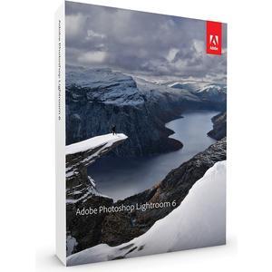 Photoshop Lightroom 6, 1 User, Englisch, Win/Mac