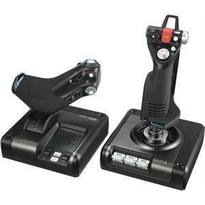 G Saitek X52 Pro Flight Control System
