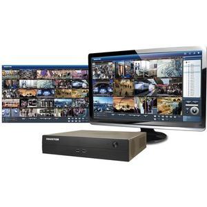 Digistor NVR DS-2112 Pro+ NVR-System mit HDMI Anschluss, 12 Kanal,