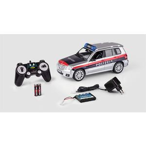 Mercedes-Benz GLK - ferngest. Polizeifahrzeug Austria 1:14
