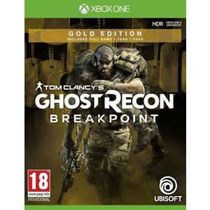 Tom Clancy's Ghost Recon: Breakpoint - Gold Edition [Xone] (D/F/I)
