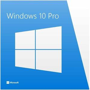 Windows 10 Pro Deutsch DVD 64Bit OEM