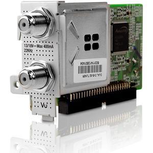 Dual DVB-S/S2 Tuner