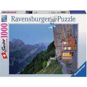 Swiss Collection: Äescher - Puzzle [1000 Teile]