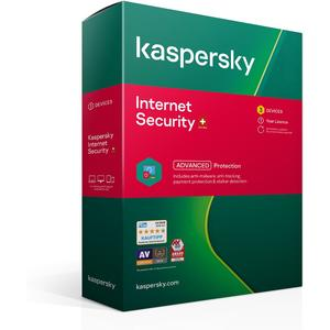 Internet Security (3 Benutzer, 1 Jahr, Swiss Edition, DE/FR/IT)
