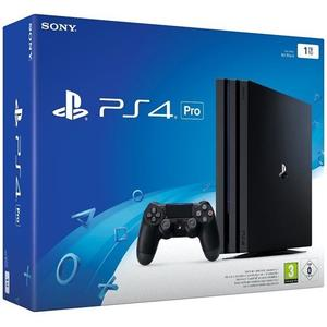 PlayStation 4 Console PRO 1TB - black [PS4] (D/F/I)