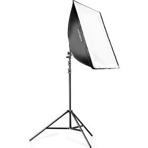 Daylight-Set 250+Softbox, 40x60cm