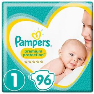 Premium Protection NewBabyGr.1NewB 2-5kg Halbmonatsbox 96Stk.