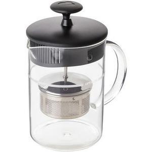 Teebereiter Tè 0.5 Liter Fassungsvermögen 0.5 Liter, Grösse 15x19cm