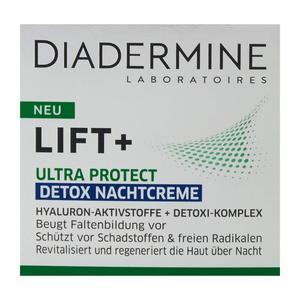 Diadermine Lift+ Ultra Protect Detox Nachtcreme 50ml