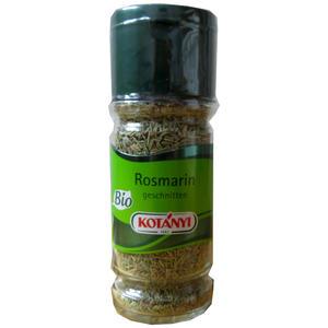 Kotanyi - Bio Rosmarin geschnitten 30 g Glas