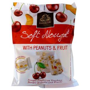 Soft Nougat Erdnuss und Frucht 3 Pkg. à 160g