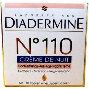 Diadermine N° 110 Creme de Nuit Nachtcreme 50 ml