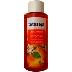 tetesept Aroma Schaumbad Sorgenfrei 400 ml