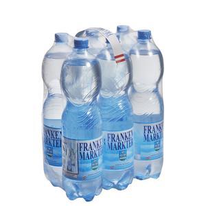 Frankenmarkter Mineralwasser still 6x1,5l