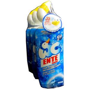 WC Ente Gel 5in1 Marine 3x750 ml