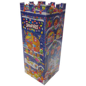 Smarties Adventkalender Burg 227g