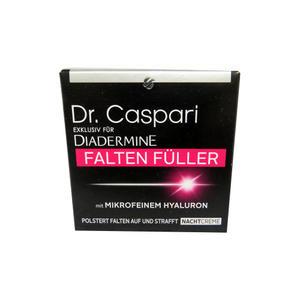 Diadermine Dr. Caspari - Falten Füller Nachtcreme