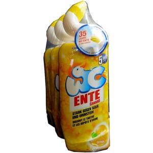 WC Ente Gel 5in1 Citrus 3x750 ml