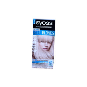 Syoss BLOND 4 Stufen Aufhellung 10-53 Rosé Platinum Blond