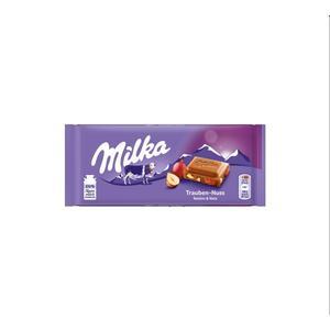 Milka Trauben-Nuss 5 Stk. à 100g
