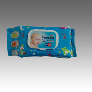 Ultra Compact Babyfeuchttücher 64Stk