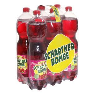Schartner Bombe Kirsch 6x1,5 l