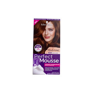 Schwarzkopf Perfect Mousse 650 Bronze-Braun