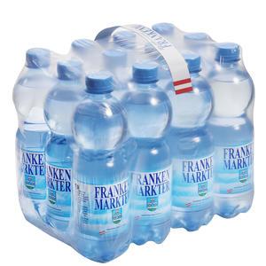 Frankenmarkter Mineralwasser still 12x0,5 l