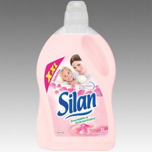 Silan Sensitive Rose 3 Liter
