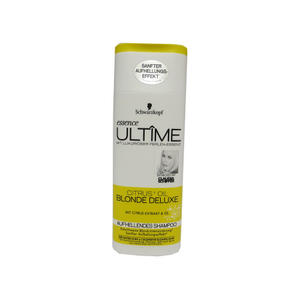 Schwarzkopf essence Ultime Blonde Deluxe Shampoo