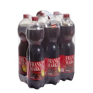Frankenmarkter Limo Cola ohne Zucker 6x1,5 l
