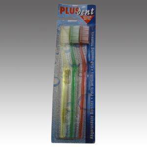 Plus dent Zahnbürste