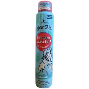 got2b Trockenshampoo Volumen 200 ml