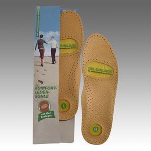 Schuheinlagen Bama mit Gelpolsterung Gr 42/43