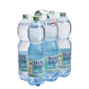 Frankenmarkter Mineralwasser mild 6x1,5l