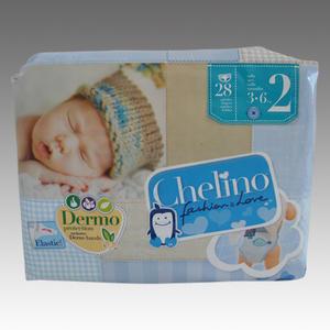 Chelino Love MINI T2 Babywindeln - 3-6 KG, 28 Stk.