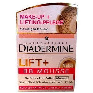 Diadermine Lift+ BB Mousse Getöntes Anti-Falten Mousse 50 ml