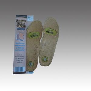 Bama Comfort Leder-Fußbett mit Gel Gr. 42/43