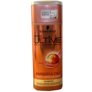 Schwarzkopf essence Ultime - Amber & Oil Shampoo 250 ml