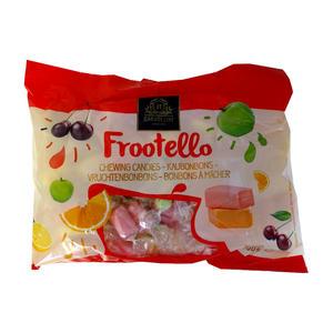 Frootello Kaubonbons 3 Beutel à 300g