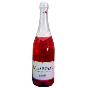 Jules Royal pink 6 Fl. á 0,75 l
