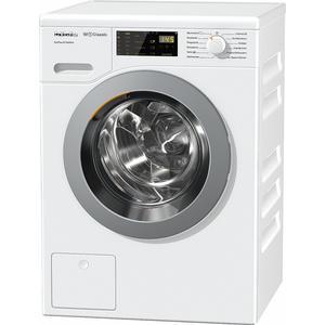 Miele WDD021 WPS EcoPlus&Comfort W1 Classic Waschmaschine Frontlader Lotosweiß