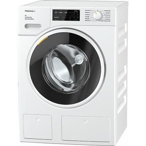 Miele WWG669 WCS Black & White W1 Waschmaschine Frontlader Lotosweiß