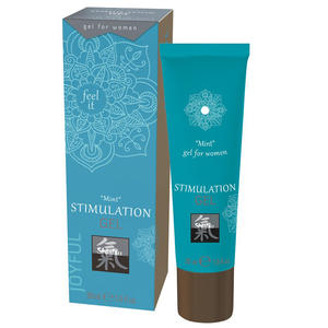 STIMULATION GEL - MINT [Shiatsu]