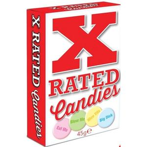 X-RATED CANDIES [Spencer & Fleetwood] Zuckerl